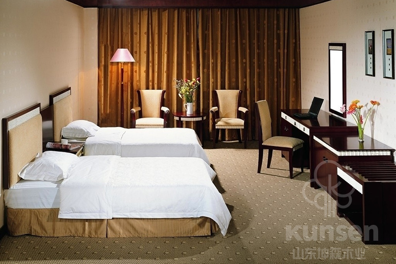 五星级新中式酒店家具