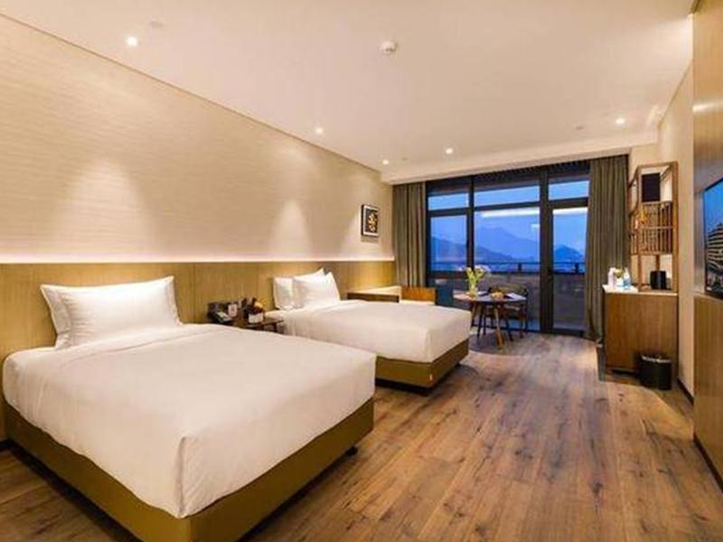 现代酒店家具